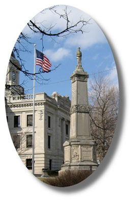 Courthouse Monument